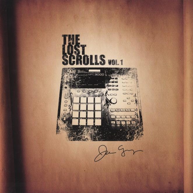 j dilla lost scrolls